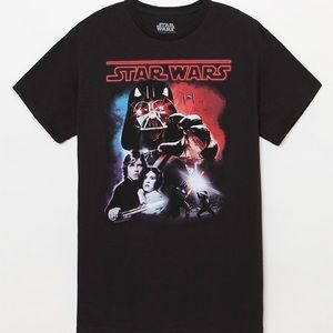 Pacsun.  Men's Star Wars Graphic Tee